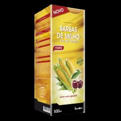 BARBAS DE MILHO + PÉS DE...