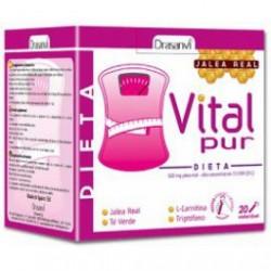 Vitalpur Dieta 20 Viales