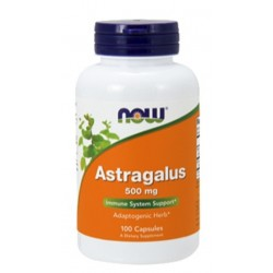 Now Astragalus 500mg 100...