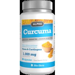 Bio-Hera Curcuma 60 cápsulas