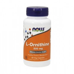 Now L-Ornithine 500mg 120...