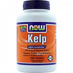 Now Kelp 150mcg 200 caps