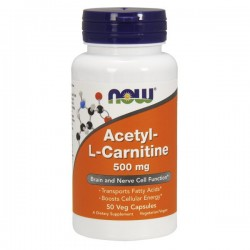 Now Acetyl L-Carnitine...
