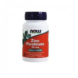 Now Zinc Picolinate 50mg 60...
