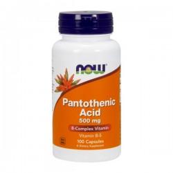 Now Pantothenic Acid 500mg...