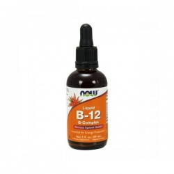 Now B-12 Liquid B-Complex 59ml