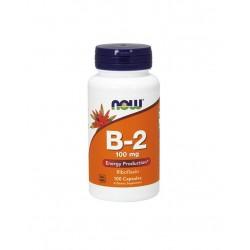 Now Vitamin B-2 100mg 100...