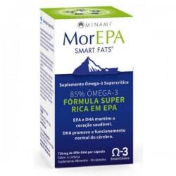 MorEpa Smart Fats 30 Cápsulas