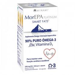 MorEPA Platinum Smart Fats...