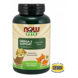 NOW PETS OMEGA 3 (CATS &...