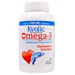 Kyolic Omega 3 90 caps
