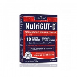 Natures Aid NutriGUT-D 10...