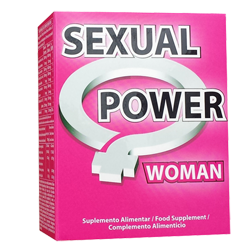 Sexual Power Gold Woman