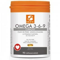 Biofil Omega 3-6-9 90 cápsulas