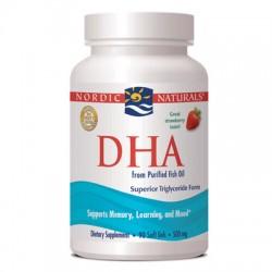 Nordic DHA 830 mg Omega 3...
