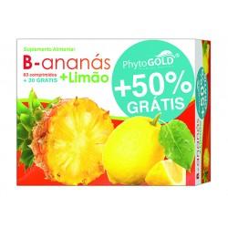 B-Ananás + Limão 60 Comp +...